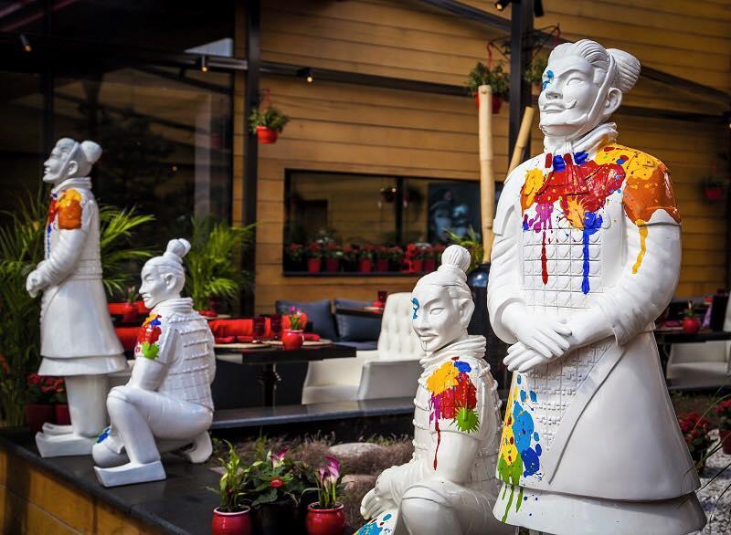 Ресторан Китайская грамота в Барвихе (Рублевка) фото 15