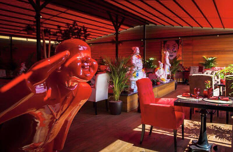 Ресторан Китайская грамота в Барвихе (Рублевка) фото 16