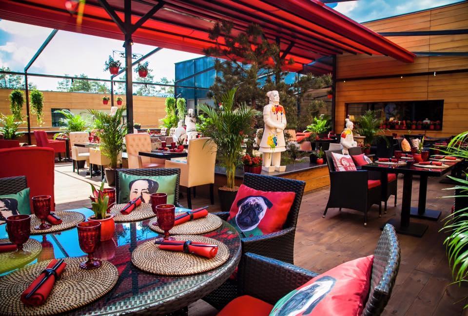 Ресторан Китайская грамота в Барвихе (Рублевка) фото 21