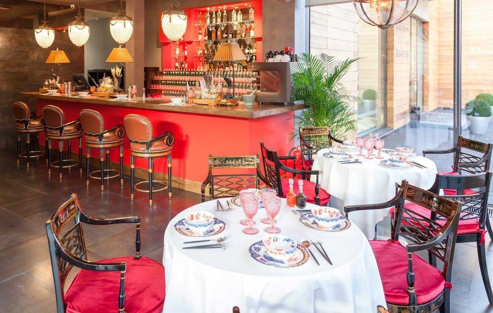 Ресторан Китайская грамота в Барвихе (Рублевка) фото 24