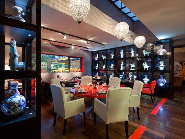 Ресторан Китайская грамота в Барвихе (Рублевка) фото 37