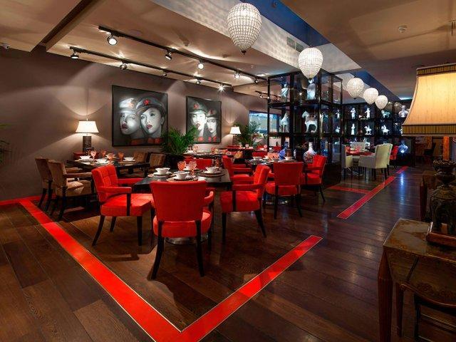 Ресторан Китайская грамота в Барвихе (Рублевка) фото 38