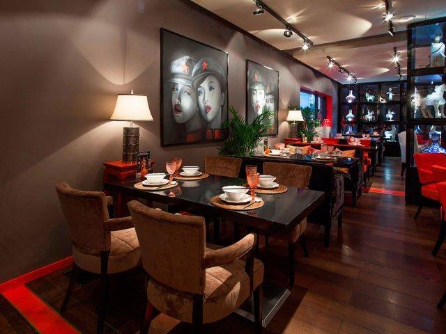 Ресторан Китайская грамота в Барвихе (Рублевка) фото 40