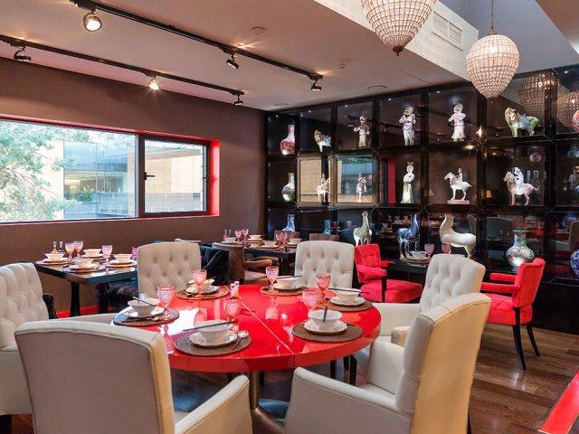 Ресторан Китайская грамота в Барвихе (Рублевка) фото 41