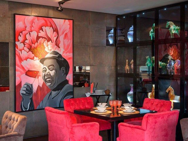 Ресторан Китайская грамота в Барвихе (Рублевка) фото 42