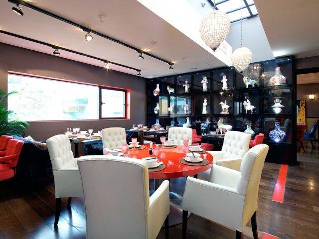 Ресторан Китайская грамота в Барвихе (Рублевка) фото 44
