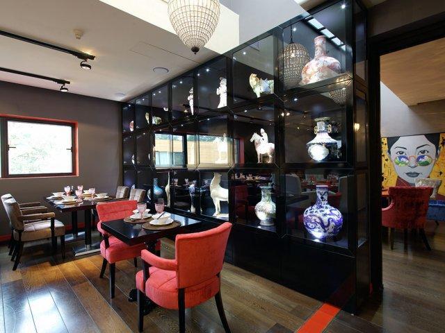 Ресторан Китайская грамота в Барвихе (Рублевка) фото 45