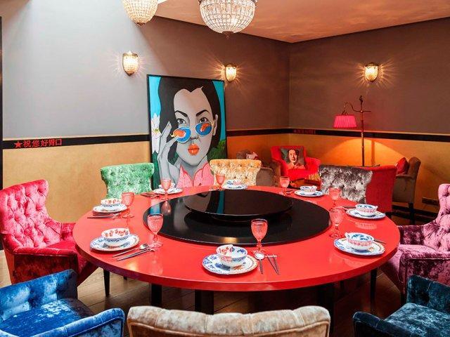 Ресторан Китайская грамота в Барвихе (Рублевка) фото 46