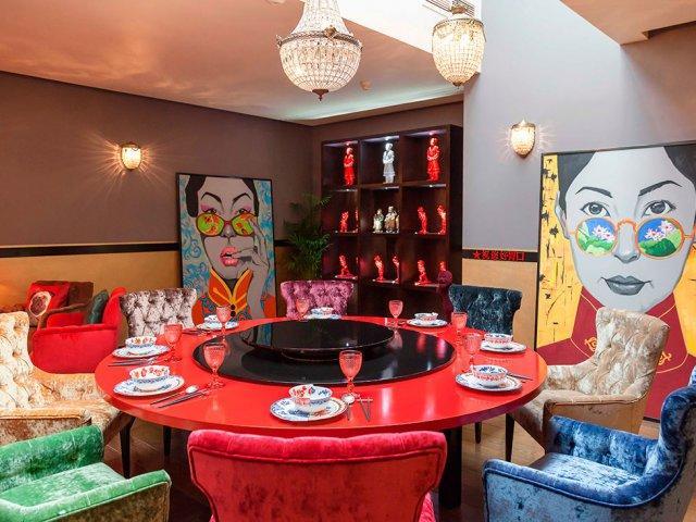 Ресторан Китайская грамота в Барвихе (Рублевка) фото 48