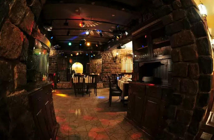 Кафе Первая хинкальная Мимино на Профсоюзной (Mimino) фото 23