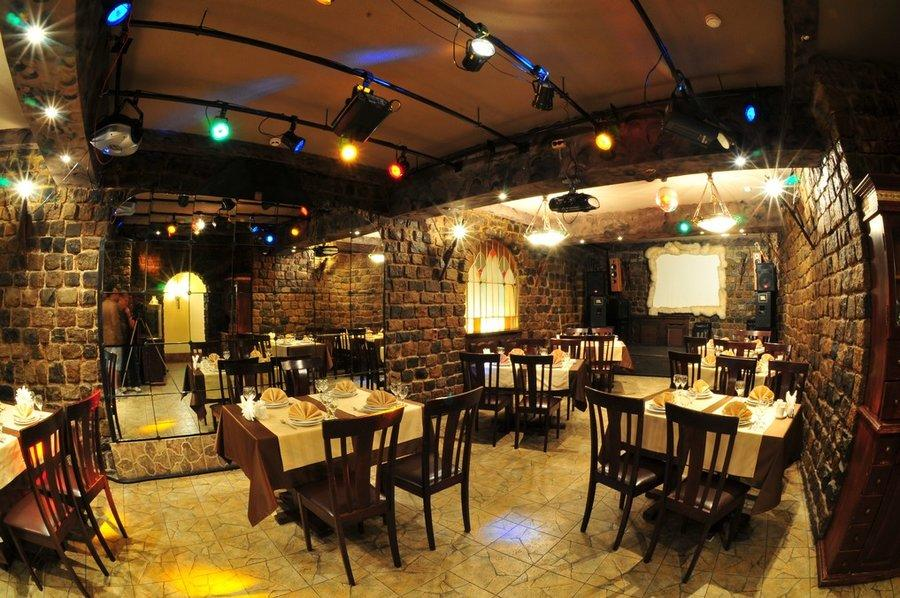 Кафе Первая хинкальная Мимино на Профсоюзной (Mimino) фото 1