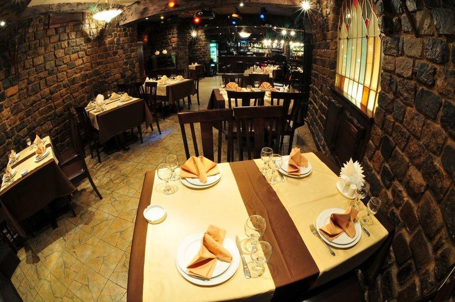 Кафе Первая хинкальная Мимино на Профсоюзной (Mimino) фото 5
