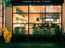 Ресторан Cafezinho do Brasil (Кафезиньу ду Бразил) фото 9