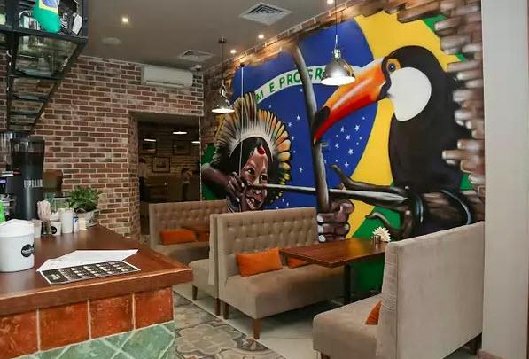 Ресторан Cafezinho do Brasil (Кафезиньу ду Бразил) фото