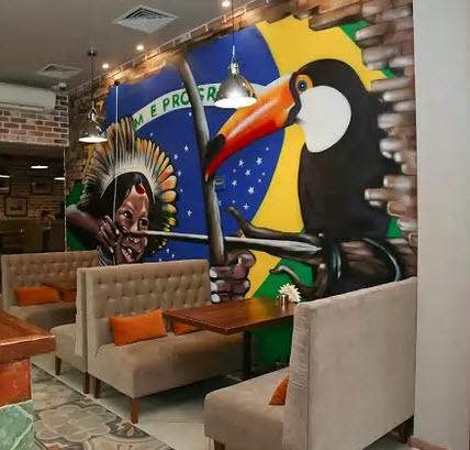 Ресторан Cafezinho do Brasil (Кафезиньу ду Бразил) фото 5