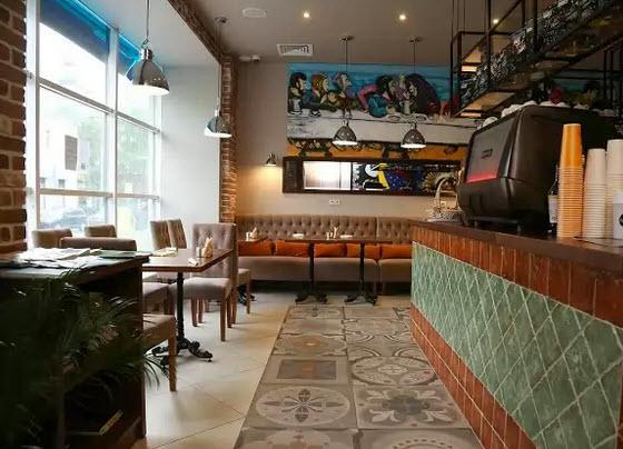Ресторан Cafezinho do Brasil (Кафезиньу ду Бразил) фото 3