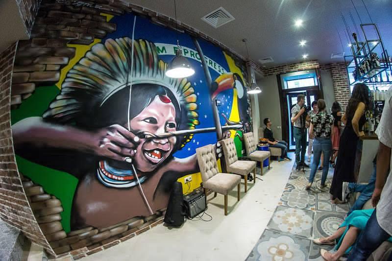 Ресторан Cafezinho do Brasil (Кафезиньу ду Бразил) фото 2