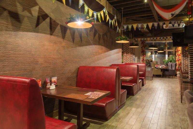 Ресторан Ганс и Марта в Новокосино фото 20
