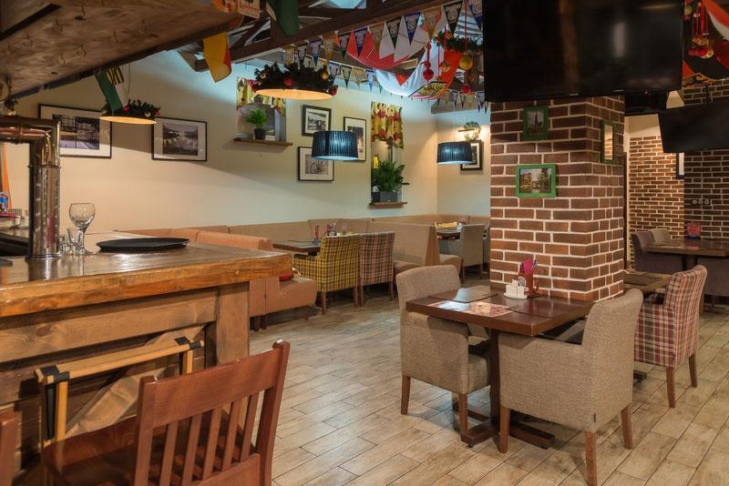 Ресторан Ганс и Марта в Новокосино фото 19