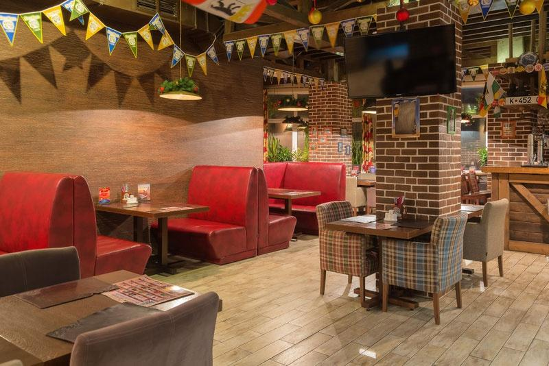 Ресторан Ганс и Марта в Новокосино фото 18
