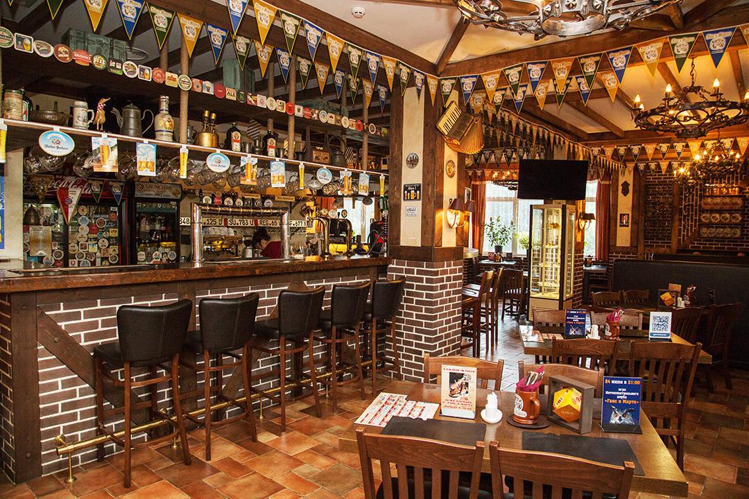 Ресторан Ганс и Марта в Новокосино фото