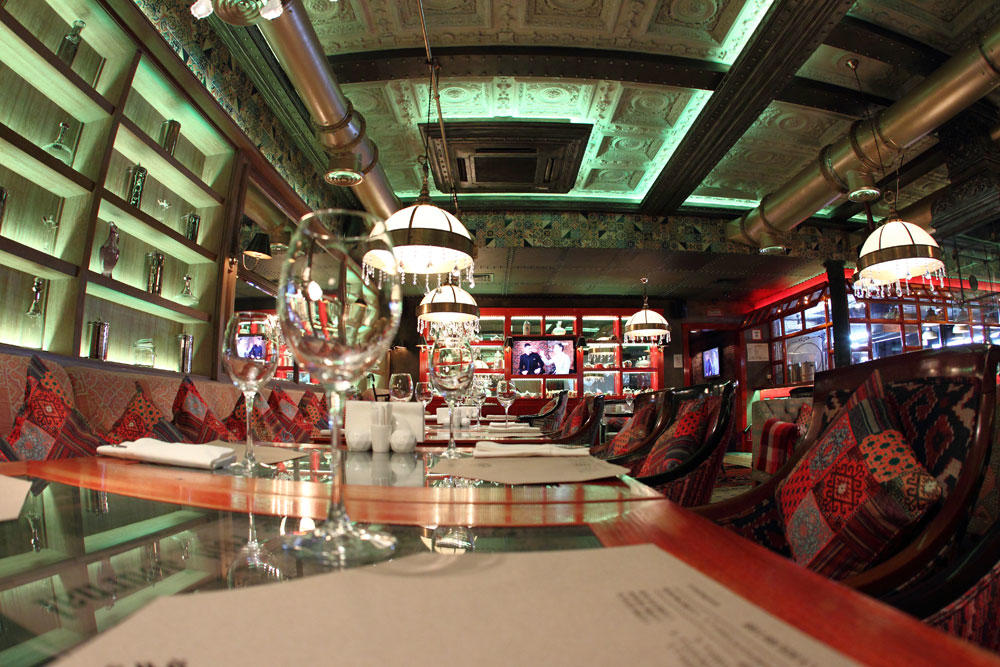 Ресторан Бакинский бульвар на Курской фото 10