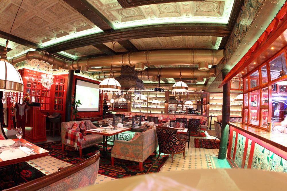 Ресторан Бакинский бульвар на Курской фото 1