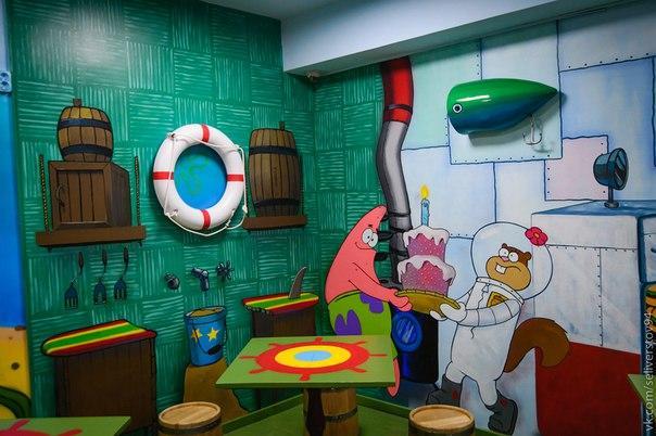 Кафе Krusty Krab фото 4