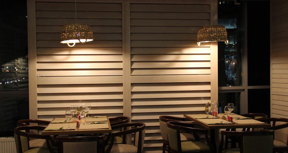 Ресторан Цукини на Серпуховской фото 9