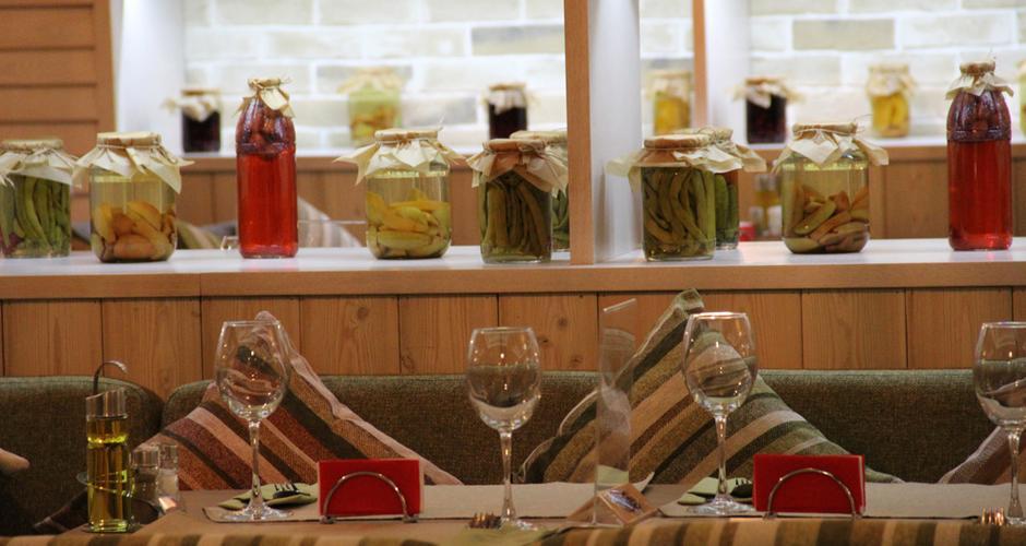 Ресторан Цукини на Серпуховской фото 8