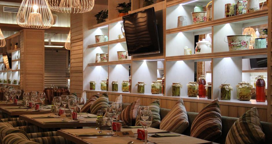 Ресторан Цукини на Серпуховской фото 6