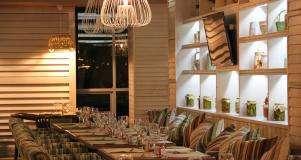 Ресторан Цукини на Серпуховской фото 4