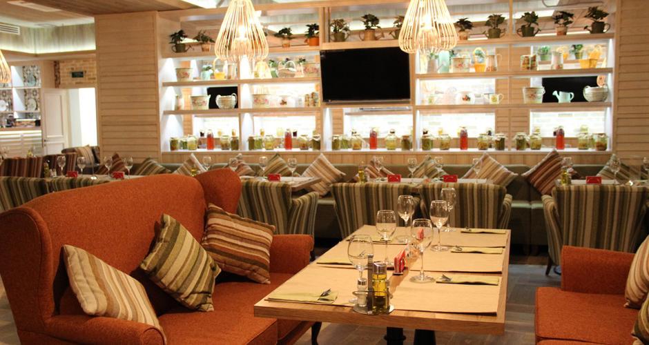 Ресторан Цукини на Серпуховской фото