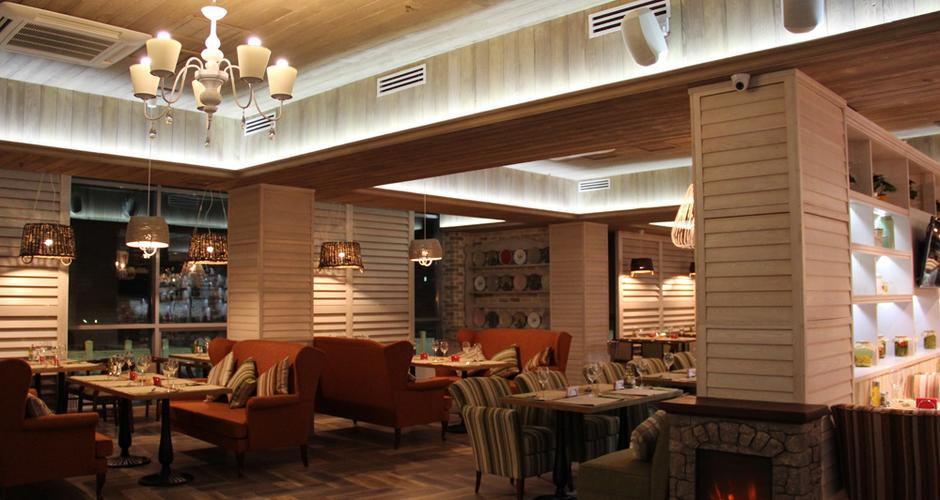 Ресторан Цукини на Серпуховской фото 2