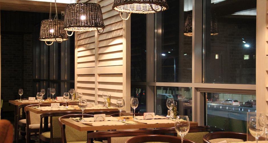 Ресторан Цукини на Серпуховской фото 1