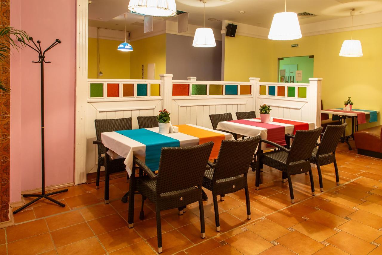 Ресторан в ТЦ Дом Макарон фото