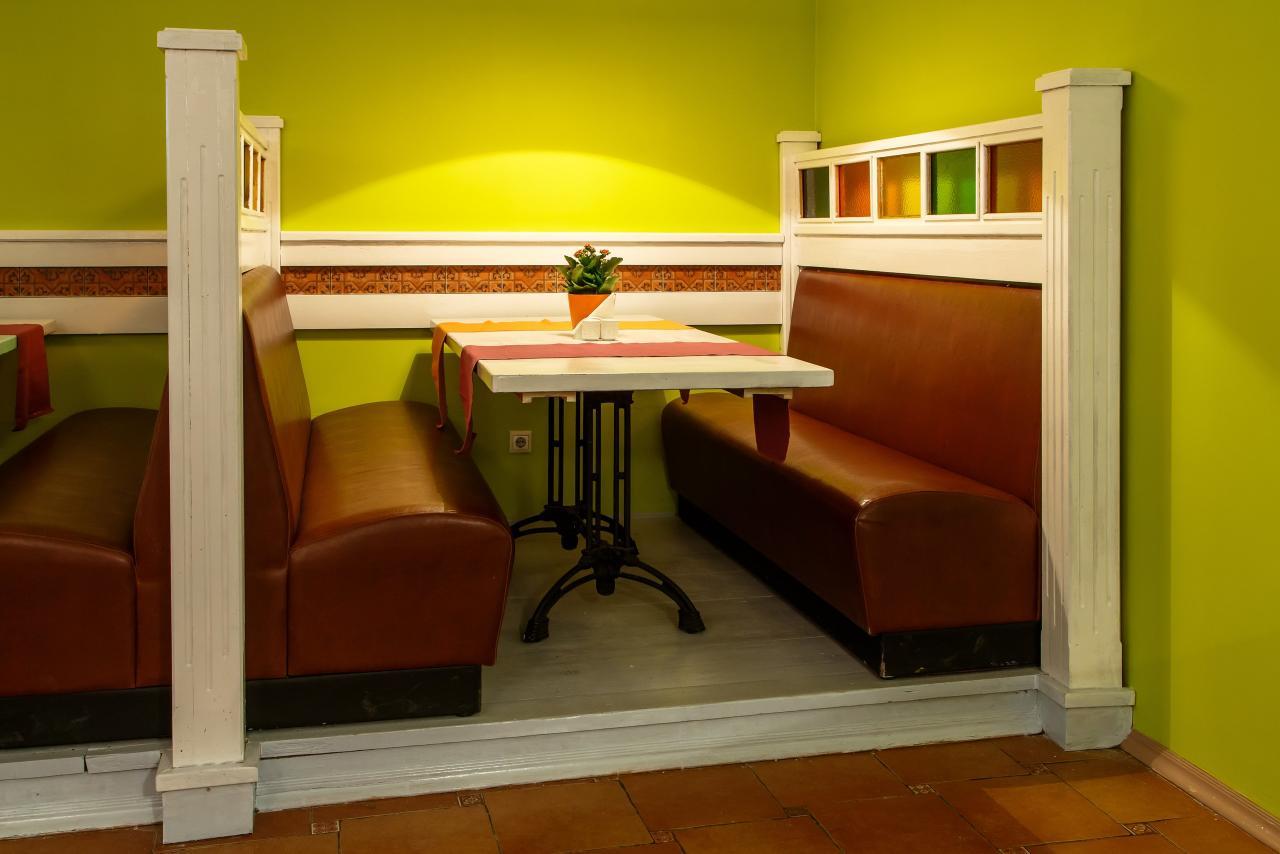 Ресторан в ТЦ Дом Макарон фото 8