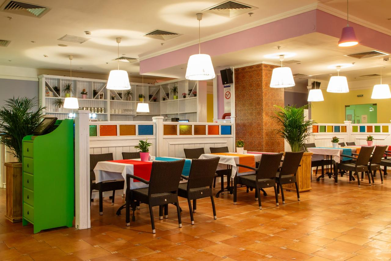 Ресторан в ТЦ Дом Макарон фото 5