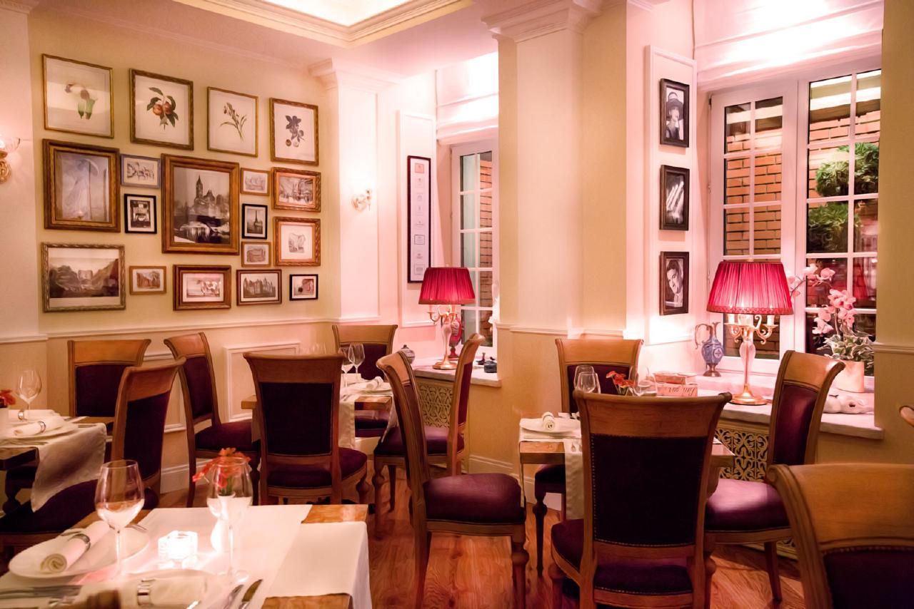 Ресторан Nord 55 (Норд 55) фото