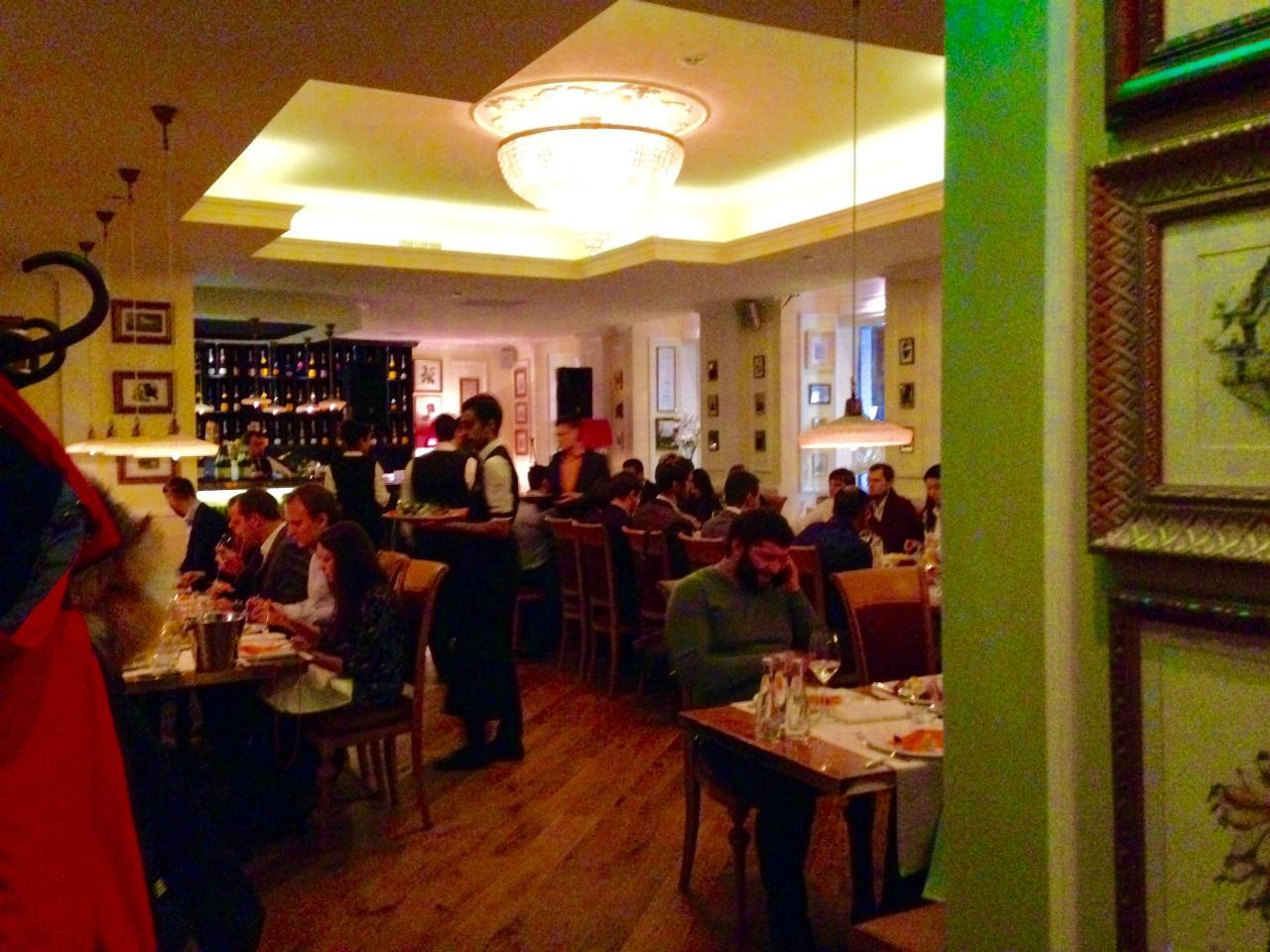 Ресторан Nord 55 (Норд 55) фото 7