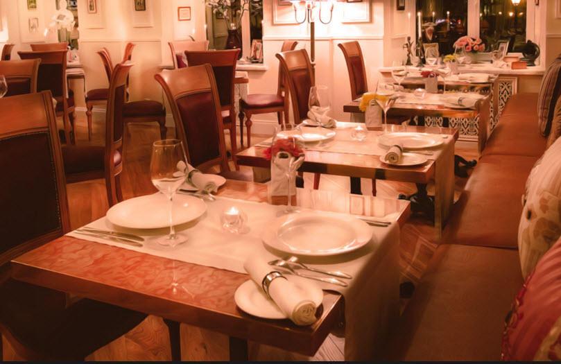 Ресторан Nord 55 (Норд 55) фото 3