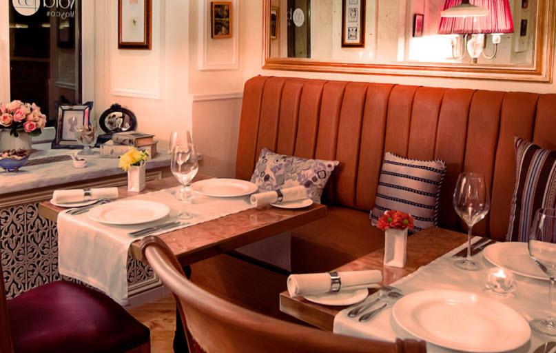 Ресторан Nord 55 (Норд 55) фото 1