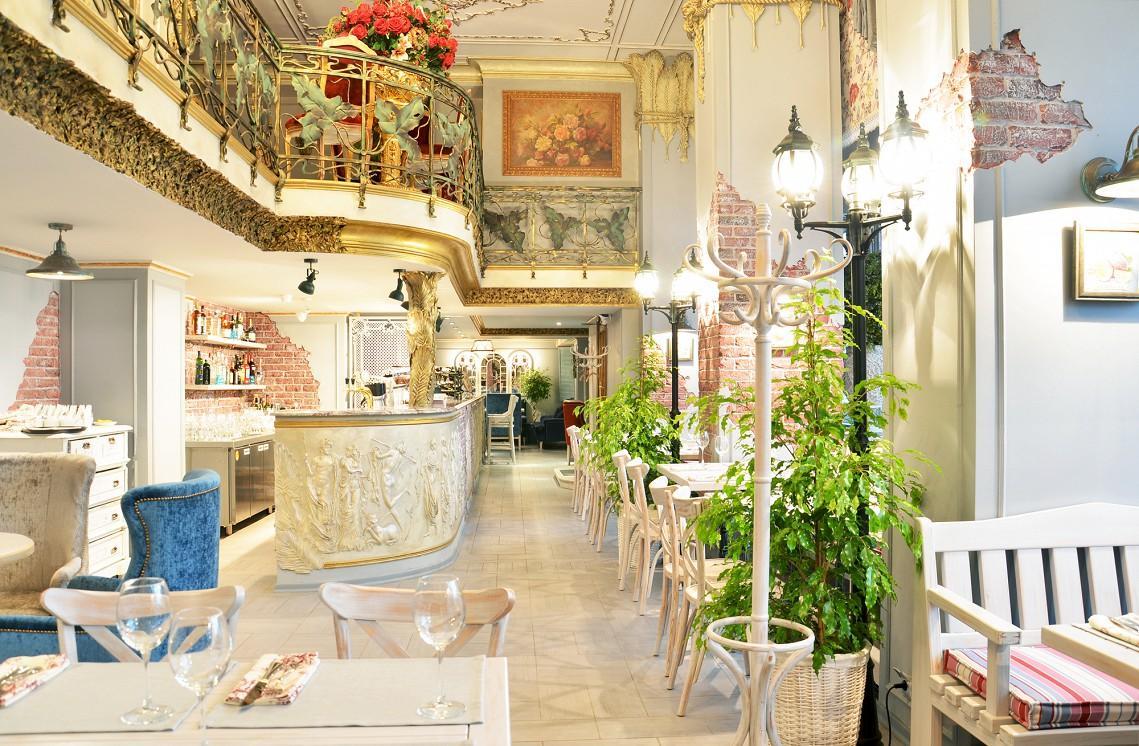 Итальянское Кафе Bruno (Бруно) фото 1
