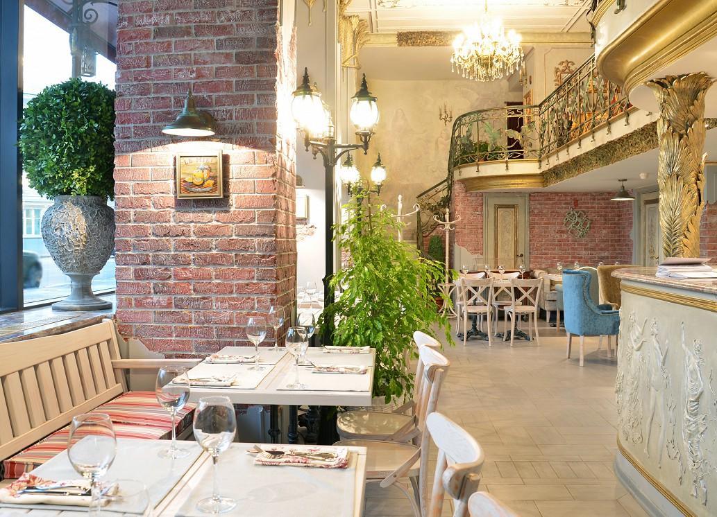 Итальянское Кафе Bruno (Бруно) фото 8