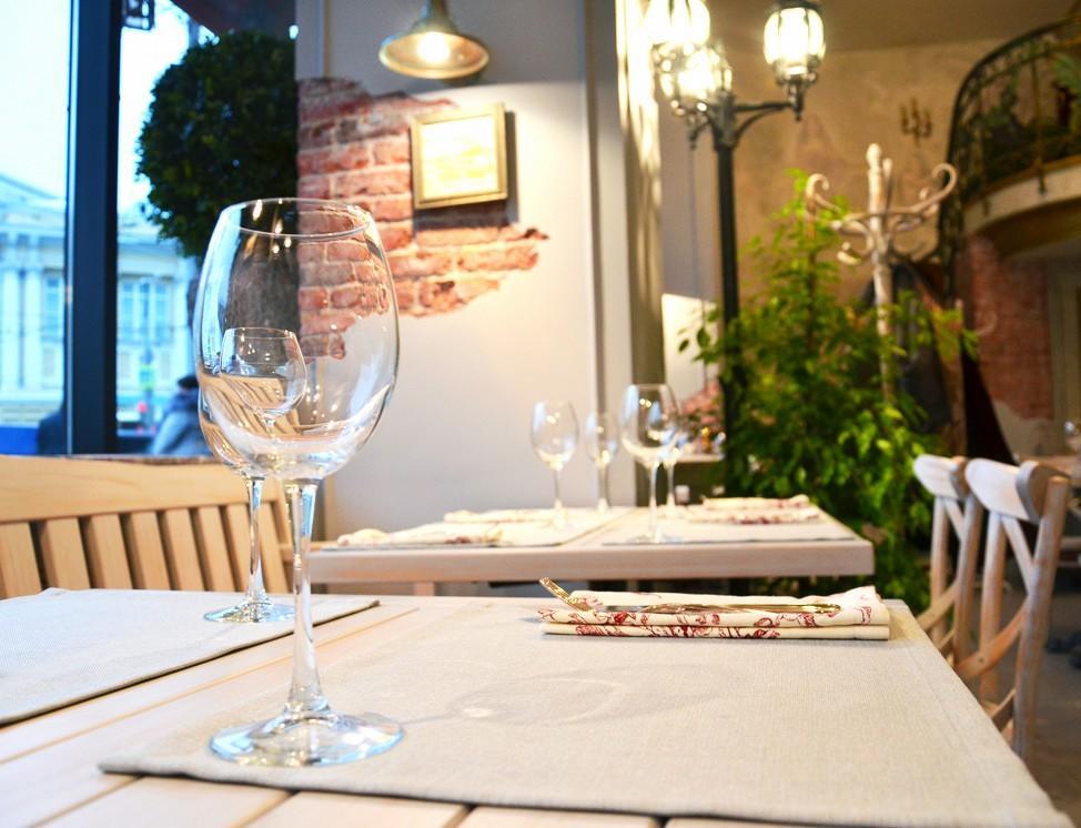 Итальянское Кафе Bruno (Бруно) фото 5