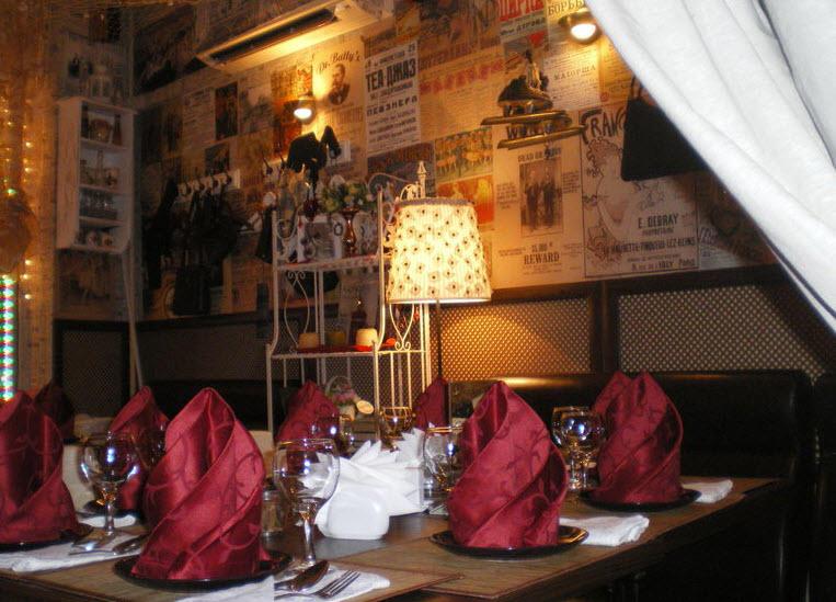 Кафе Квартира №7 фото 11