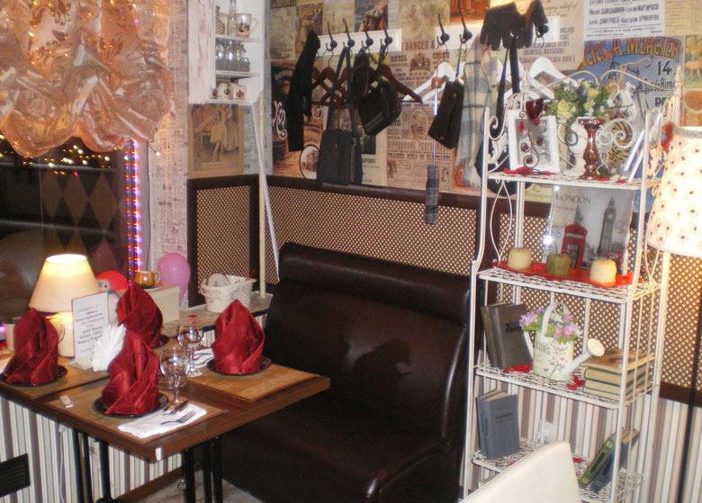 Кафе Квартира №7 фото