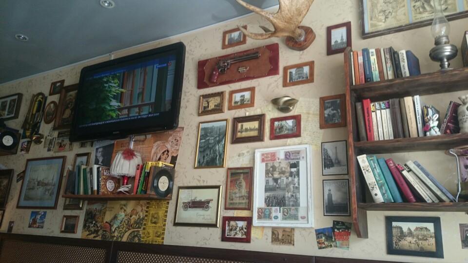 Кафе Квартира №7 фото 20