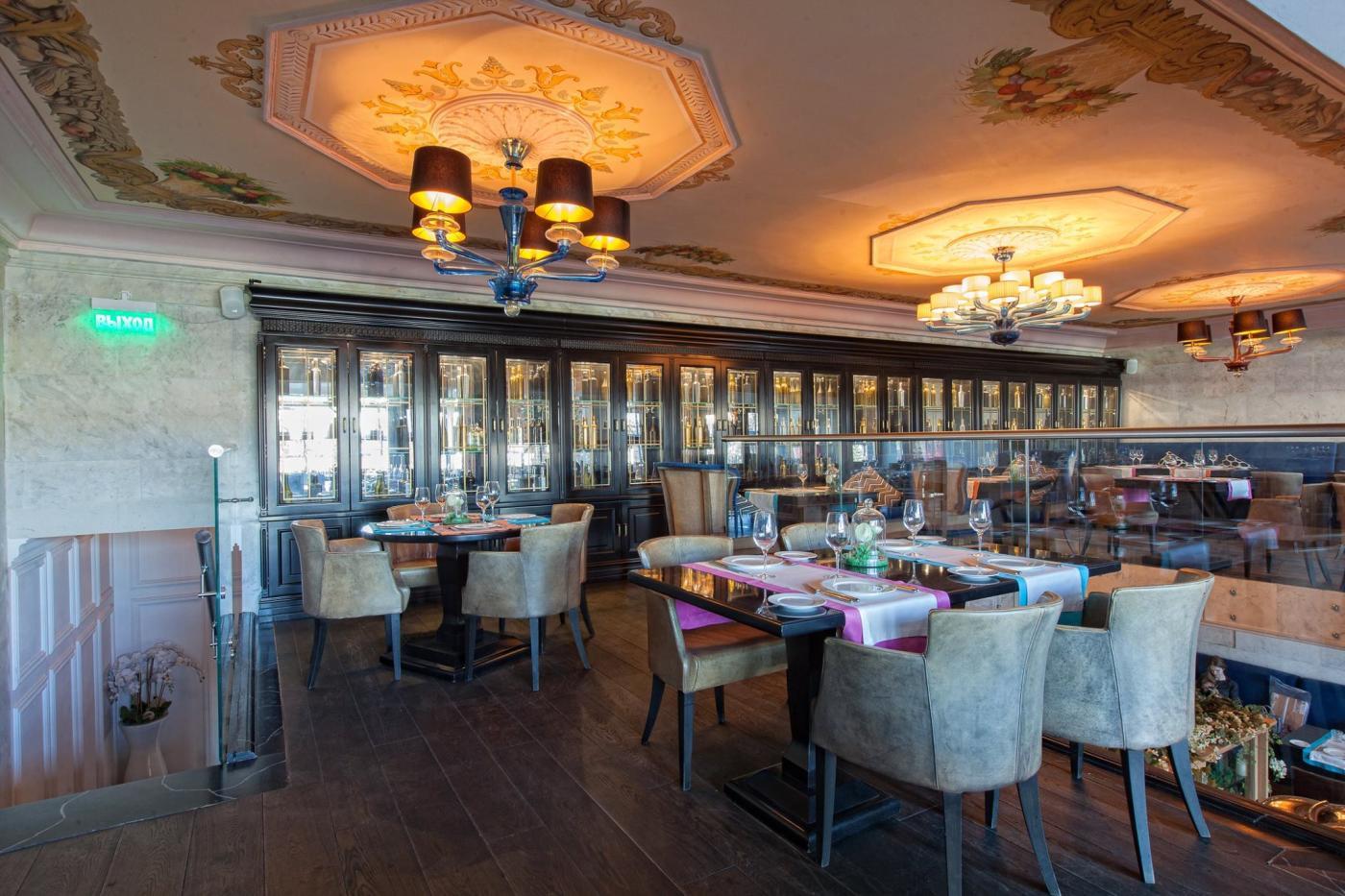 Ресторан Мюсли на Котельнической набережной фото 2