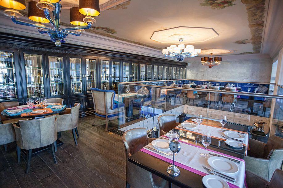 Ресторан Мюсли на Котельнической набережной фото 1